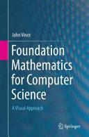 Foundation Mathematics for Computer Science PDF