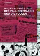 Der Fall Beltracchi und die Folgen PDF