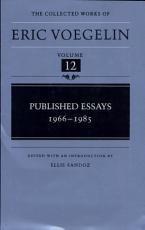 Published Essays PDF