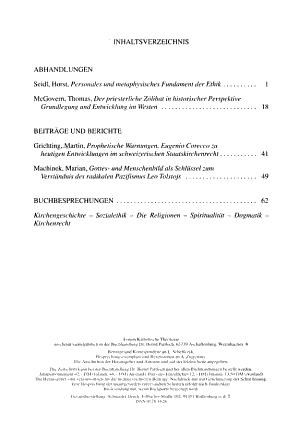 Forum katholische Theologie PDF