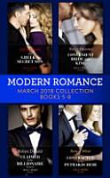 Modern Romance Collection  March 2018 Books 5   8 PDF
