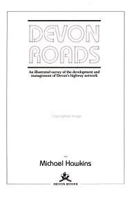 Devon Roads PDF