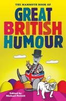 The Mammoth Book of Great British Humour PDF