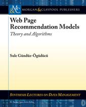 Web Page Recommendation Models: Theory and Algorithms