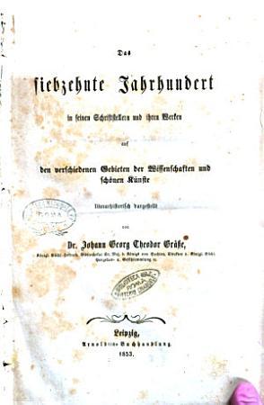 Lehrbuch einer Allgemeinen Literargelchichte  PDF