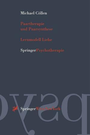 Paartherapie und Paarsynthese PDF