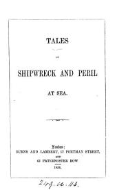 Tales of shipwreck and peril at sea