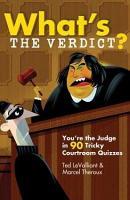 What s the Verdict  PDF