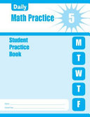 Daily Math Practice Grade 5 Student Book PDF