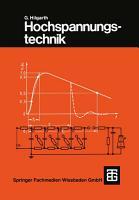 Hochspannungstechnik PDF