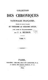 Chroniques de Froissart: Volume14