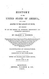 A History of the United States of America ... Fifth edition