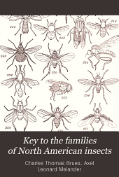 Key to the Families of North American Insects: An Introduction to the Classification of Insects