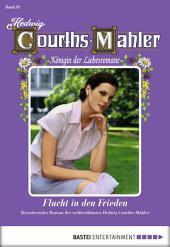Hedwig Courths-Mahler - Folge 091: Flucht in den Frieden