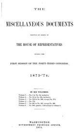 House Documents: Volume 270