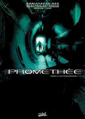 Prométhée T05: Le Sarcophage