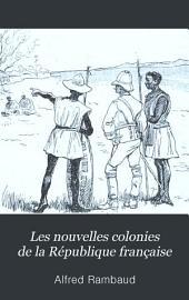 Les nouvelles colonies de la République française