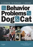 Behavior Problems of the Dog and Cat   E Book PDF