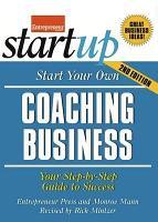Start Your Own Coaching Business 2 E PDF