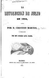 La revolución de Julio en 1854