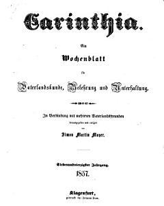 Carinthia PDF