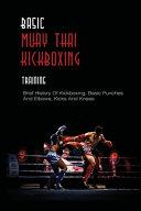 Basic Muay Thai Kickboxing Training