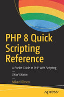 PHP 8 Quick Scripting Reference