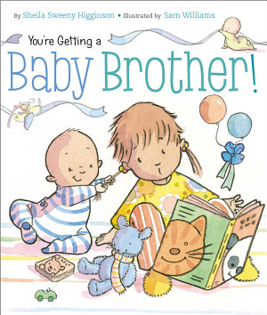 You re Getting a Baby Brother