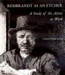 Rembrandt as an Etcher PDF