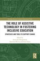 The Role of Assistive Technology in Fostering Inclusive Education PDF