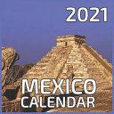 Mexico 2021 Calendar