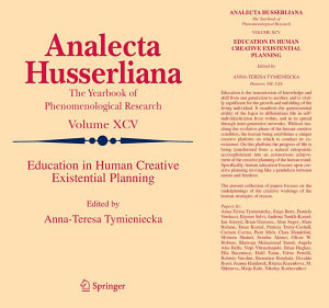 Education in Human Creative Existential Planning PDF