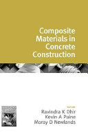 Composite Materials in Concrete Construction