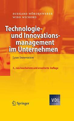 Technologie  und Innovationsmanagement im Unternehmen PDF