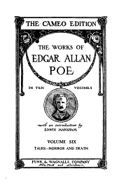 The works of Edgar Allan Poe: Volume 6