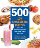 500 Low Cholesterol Recipes Book PDF