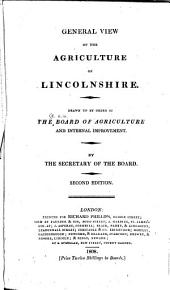 Agricultural Surveys: Lincolnshire (1808)