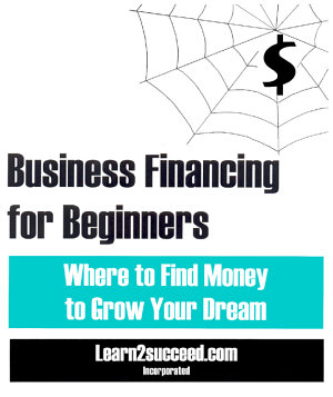 Business Financing for Beginners  Where to Find Money to Grow Your Dream
