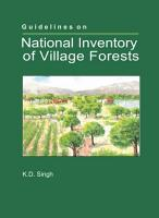 Guidelines on National Inventory of Village Forests PDF