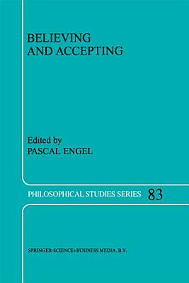 Believing and Accepting PDF