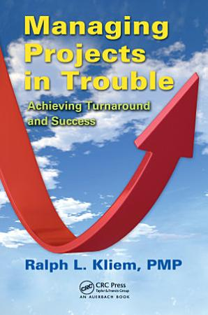 Managing Projects in Trouble PDF