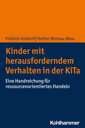 Kinder mit herausforderndem Verhalten in der KiTa PDF