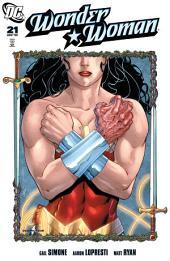 Wonder Woman (2006-) #21