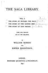 The Saga Library: Volume 1