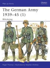The German Army 1939–45 (1): Blitzkrieg