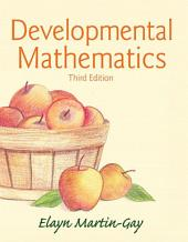 Developmental Mathematics: Edition 3