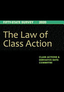 The Law of Class Action PDF
