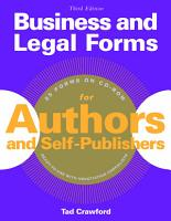 Business and Legal Forms for Authors and Self publishers PDF