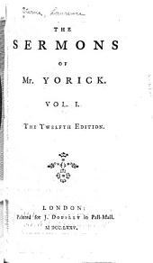 The Sermons of Mr. Yorick ...