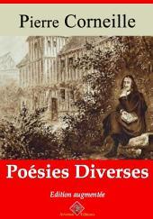 Poésies diverses: Nouvelle édition augmentée